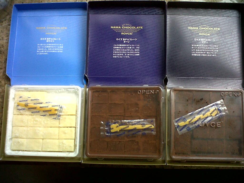 Royce Chocolate, The ROLLS ROYCE of Chocolates – thepinoybyahero